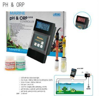 ORP & Temp Controller