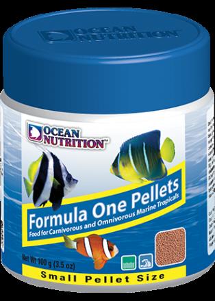 Ocean Nutrition Formula 1 Pellet Small 100gm