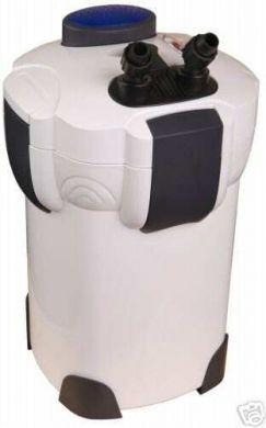 Spare impeller + O-ring for Pro Aqua HW-302 1000L/H Canister Filter
