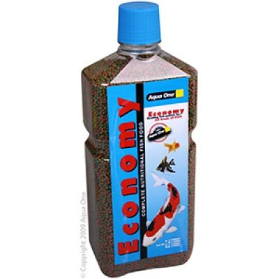 Aqua One Economy pellet 1100g (medium 2mm pellet)