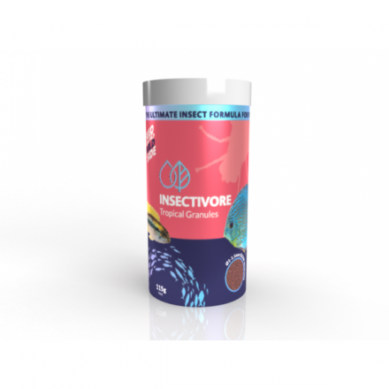 Insectivore Tropical Granules 115g