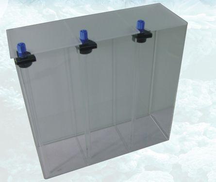 Tri Dosing Liquid Container