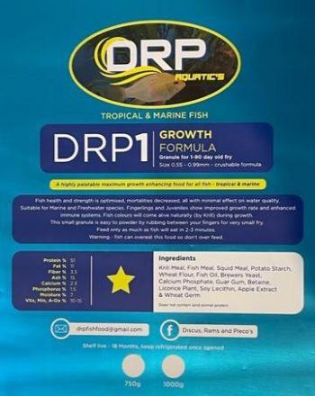 DRP Fish Food #1 250g