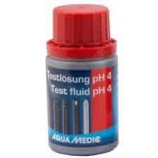 Aqua Medic pH 4 Calibration Fluid 60ML