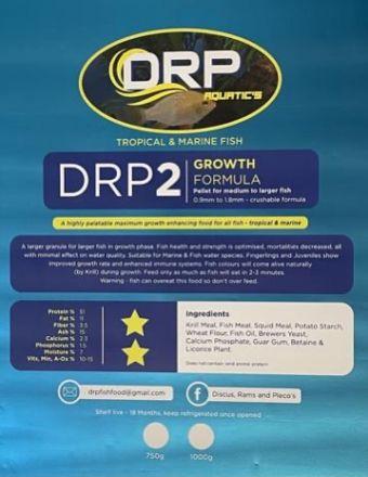 DRP Fish Food 750g #2