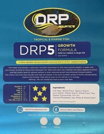 DRP Fish Food 250g #5