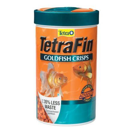 Tetra Fin Pro Goldfish Crisps 224gm