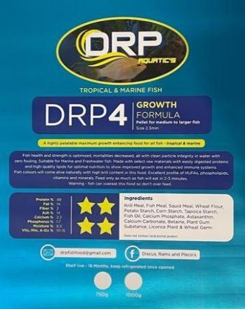 DRP Fish Food 500g #4