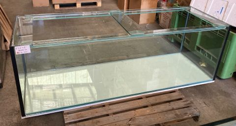 6'x2'x2' all glass aquarium