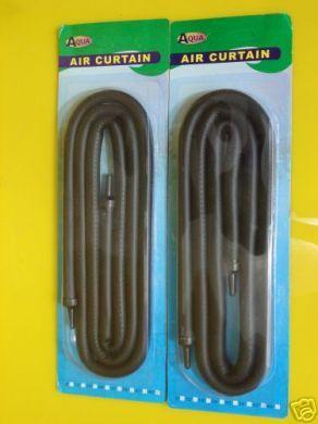 "Pro Aqua 8"" (20cm) Bendable Bubble Wall Air Curtain"