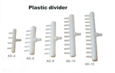 Hailea 8 Way Plastic Air Divider