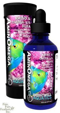 Brightwell AminOmega Hufa Supplement 125ml