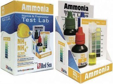 Red Sea Ammonia Mini-Lab Test Kit