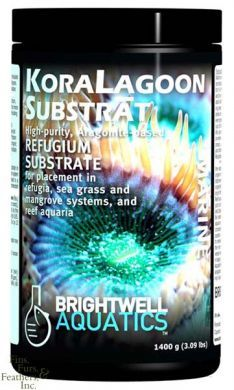 Brightwell KoraLagoon Substrat Aragonite 1.4kg