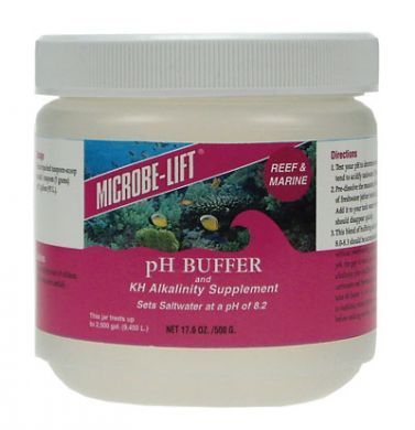 Microbe Lift 8.2 pH Buffer/Stabilizer 500gm