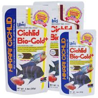 Hikari Cichlid Bio-Gold Plus Mini pellet 250G