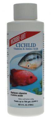 Microbe Lift Discus Vitamins & Amino Acids 118ml