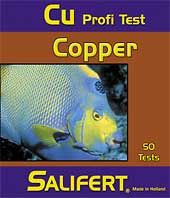 Salifert Copper TEST KITS 06/21 expiry