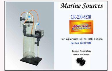 Marine Source Calcium Reactor CR-200-6530