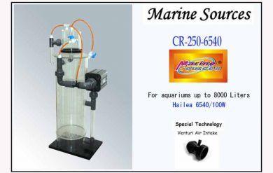 Marine Source Calcium Reactor CR-250-6540
