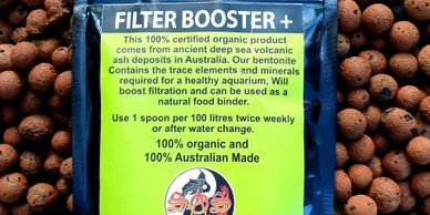 Smick Aqua Filter Booster 100g
