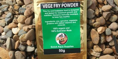 Smick Aqua Vege Fry Powder 25g
