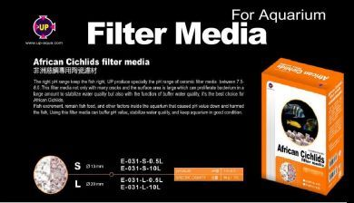 Up Aqua African Cichlids Filter Media