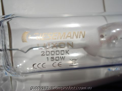 Gieseman Luxon 150W M/H Globe 20K