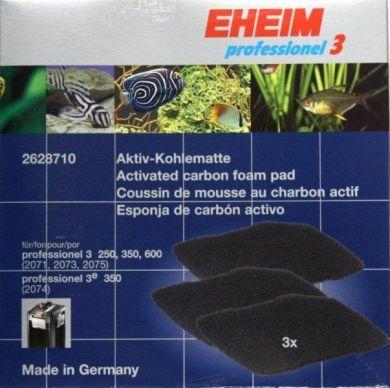 Eheim Professionel 3 2071/2073/2075 (e)2074 Carbon Filter Pads (3pk)