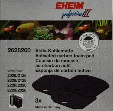 Eheim Professionel 2 Carbon Filter Pads (3pk) 2628260