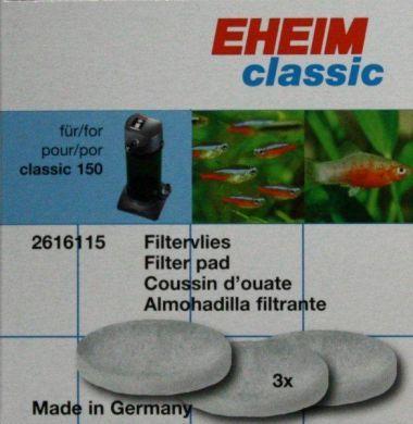 Eheim Classic 2211 Fine Filter Pads (3pk) 2616115