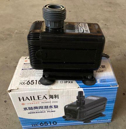 MS 6510 KR/NR/CR Pump