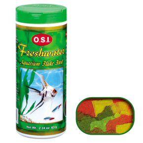 O.S.I. Freshwater Flakes2.2oz/63g