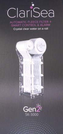 D-D Clarisea auto fleece filter 5000