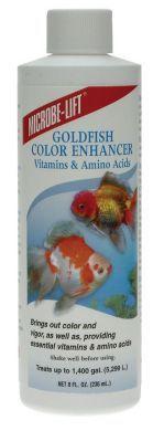 Microbe Lift Goldfish Color Enhancer 236ml