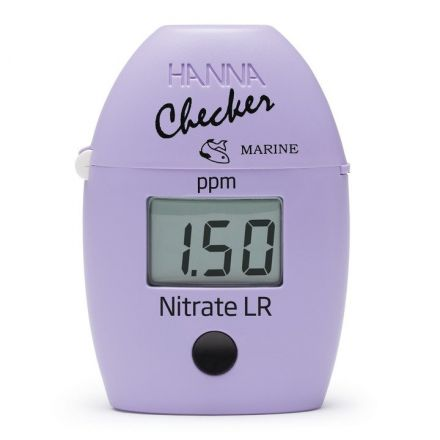 Hanna Electronic MARINE Low Range Nitrate CHECKER