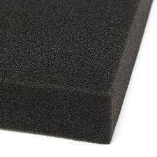 Quality Filter Sponge Fine black 600mm x 600mm x 50mm