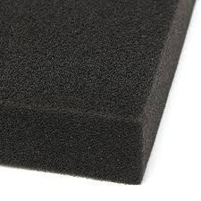 Quality Filter Sponge Fine black 380mm x 380mm x 50mm