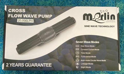 Marlin Cross Flow Wave Maker 20,000 LPH