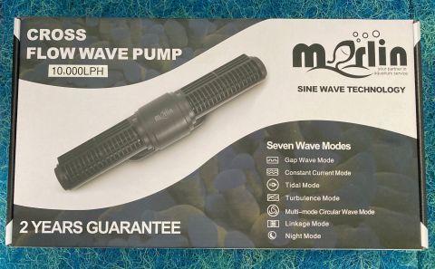 Marlin Cross Flow Wave Maker 10,000 LPH