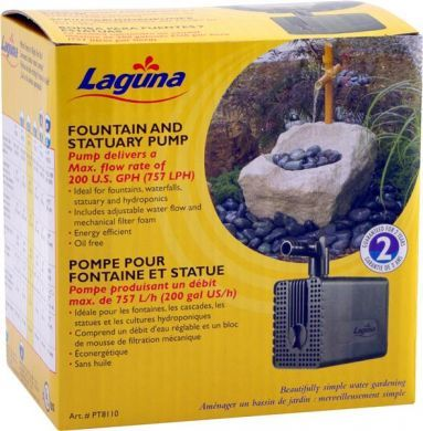Laguna Statuary Pump PT8110