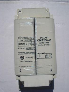 Atco 250W Tridonic M/H Ballast