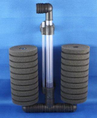 Bio - chemical sponge filter (upto 350 litre) XY-2822