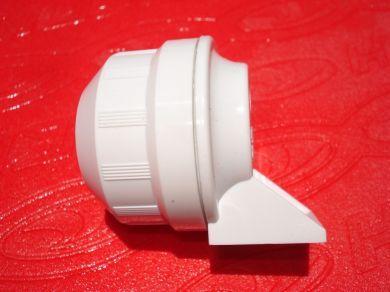 T5 Endcap Dust & Water Proof Screw Fixing 1xPair