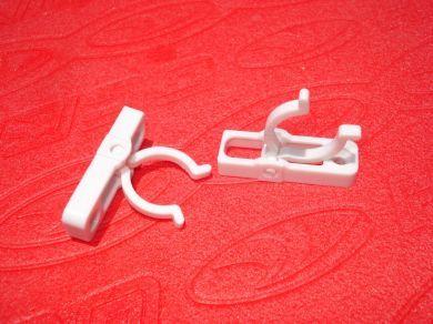 Plastic T5 lamp holder