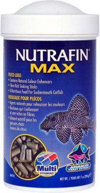 Nutrafin Max Pleco Algae Logs - 200gm