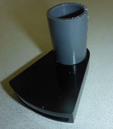 Single nozzle Out Flow System