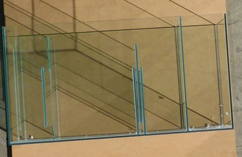 Aqua One glass sump Multi divider