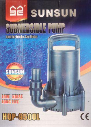 HQP-9500 Pump-9500L/phr Submersable Multi-purpose