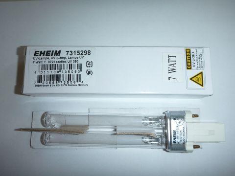 Eheim Reeflex UV 350 7w replacement bulb